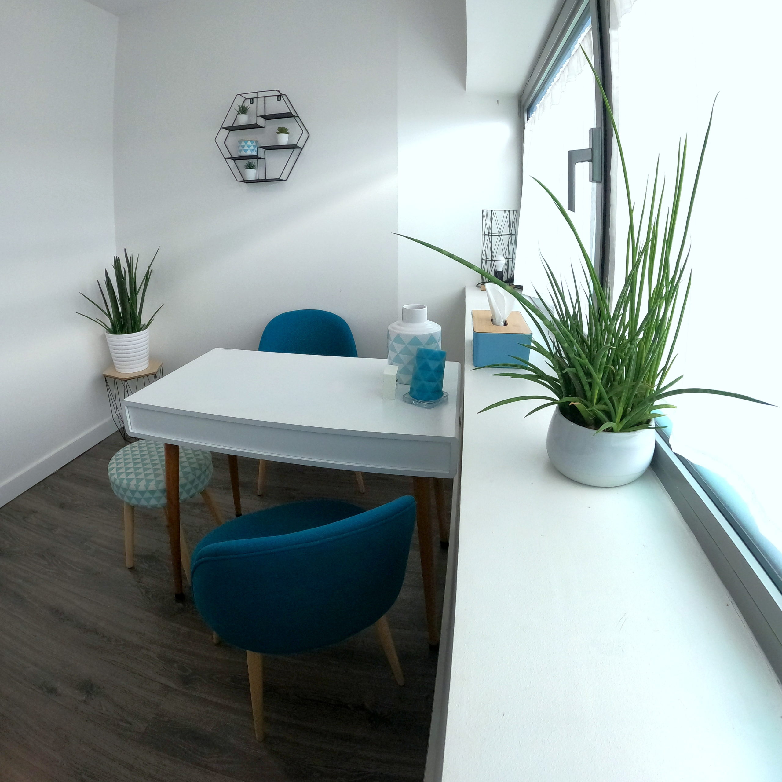 Partage cabinet thérapeute - Centre Libéal - Cabinet Bleu Ciel - Location