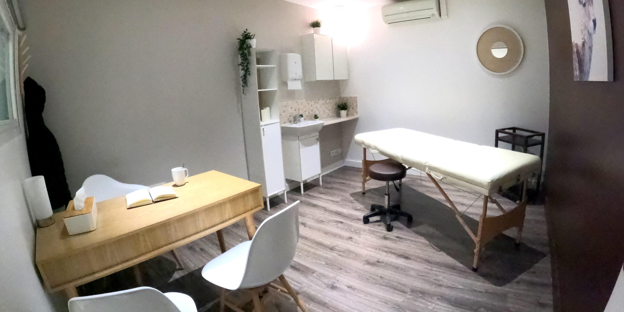 Centre Libeal partage bureaux et cabinet paramédical pour thérapeute