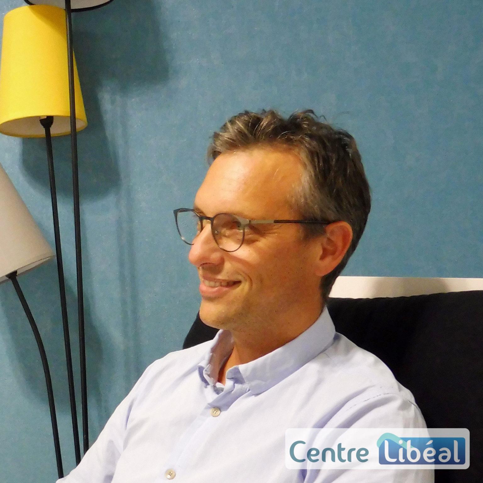 Cédric Kromski Psychothérapie angoisse Centre Libéal Lille